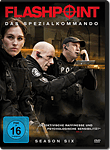 Flashpoint - Das Spezialkommando: Staffel 6 Box (3 DVDs)