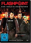 Flashpoint - Das Spezialkommando: Staffel 7 Box (4 DVDs)