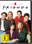 Friends: Staffel 01 Box (4 DVDs)