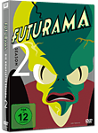 Futurama: Staffel 2 (4 DVDs) (DVD Filme)