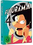 Futurama: Staffel 4 (4 DVDs) (DVD Filme)