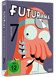 Futurama: Staffel 7 (2 DVDs) (DVD Filme)
