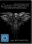 Game of Thrones: Staffel 4 (5 DVDs) (DVD Filme)