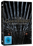 Game of Thrones: Staffel 8 - Erstauflage (4 DVDs) (DVD Filme)