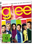 Glee: Season 1.2 (3 DVDs) (DVD Filme)