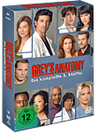 Grey's Anatomy: Staffel 03 Box (7 DVDs)