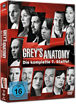 Grey's Anatomy: Die komplette 7. Staffel (6 DVDs)