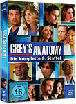 Grey's Anatomy: Staffel 08 Box (6 DVDs)