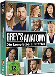 Grey's Anatomy: Staffel 09 (6 DVDs)