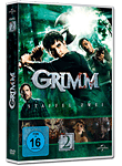 Grimm: Staffel 2 Box (6 DVDs)