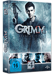 Grimm: Staffel 4 Box (6 DVDs)