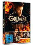 Grimm: Staffel 5 Box (5 DVDs)