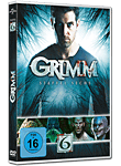 Grimm: Staffel 6 Box (4 DVDs)