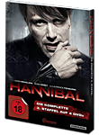 Hannibal: Staffel 3 (4 DVDs)