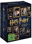 Harry Potter - Complete Collection (8 DVDs) (DVD Filme)