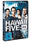 Hawaii Five-0: Staffel 2 Box (6 DVDs)