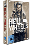 Hell on Wheels: Staffel 2 Box (3 DVDs)