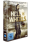 Hell on Wheels: Staffel 4 Box (4 DVDs)