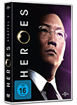 Heroes: Season 2 Box (4 DVDs)