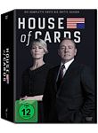 House of Cards: Staffel 1-3 Box (12 DVDs)