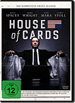 House of Cards: Staffel 1 Box (4 DVDs)