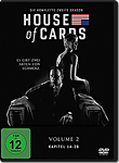 House of Cards: Staffel 2 Box (4 DVDs) (DVD Filme)