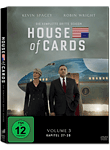House of Cards: Staffel 3 Box (4 DVDs) (DVD Filme)