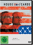 House of Cards: Staffel 5 Box (4 DVDs)