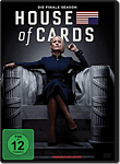 House of Cards: Staffel 6 (3 DVDs)
