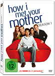 How I met your Mother: Staffel 1 (3 DVDs)