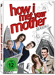 How I met your Mother: Season 2 Box (3 DVDs)