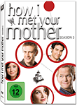 How I met your Mother: Staffel 3 (3 DVDs)