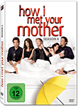 How I met your Mother: Staffel 4 (3 DVDs) (DVD Filme)