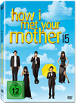 How I met your Mother: Staffel 5 (3 DVDs) (DVD Filme)