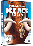 Ice Age 1-4 Mammut-Box (4 DVDs)