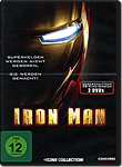 Iron Man 1 - Limited Extended Edition (2 DVDs) (DVD Filme)