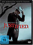 Justified: Staffel 5 (3 DVDs)