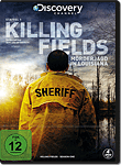 Killing Fields: Mörderjagd in Louisiana - Staffel 1 Box (4 DVDs)