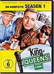 The King of Queens: Staffel 1 (4 DVDs) (DVD Filme)