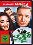 The King of Queens: Staffel 3 (4 DVDs)