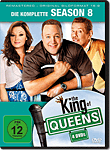 The King of Queens: Staffel 8 (4 DVDs)