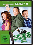 The King of Queens: Staffel 9 Box (3 DVDs) (DVD Filme)
