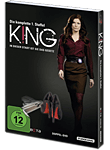 King: Staffel 1 Box (2 DVDs) (DVD Filme)