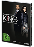 King: Staffel 2 Box (4 DVDs)