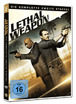 Lethal Weapon: Staffel 2 (4 DVDs)