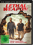 Lethal Weapon: Staffel 3 (3 DVDs)