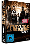 Leverage: Staffel 2 Box (4 DVDs) (DVD Filme)