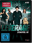 Leverage: Staffel 3 Box (4 DVDs)