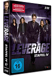 Leverage: Staffel 4 Box (5 DVDs) (DVD Filme)