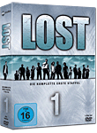 Lost: Staffel 1 Box (7 DVDs) (DVD Filme)